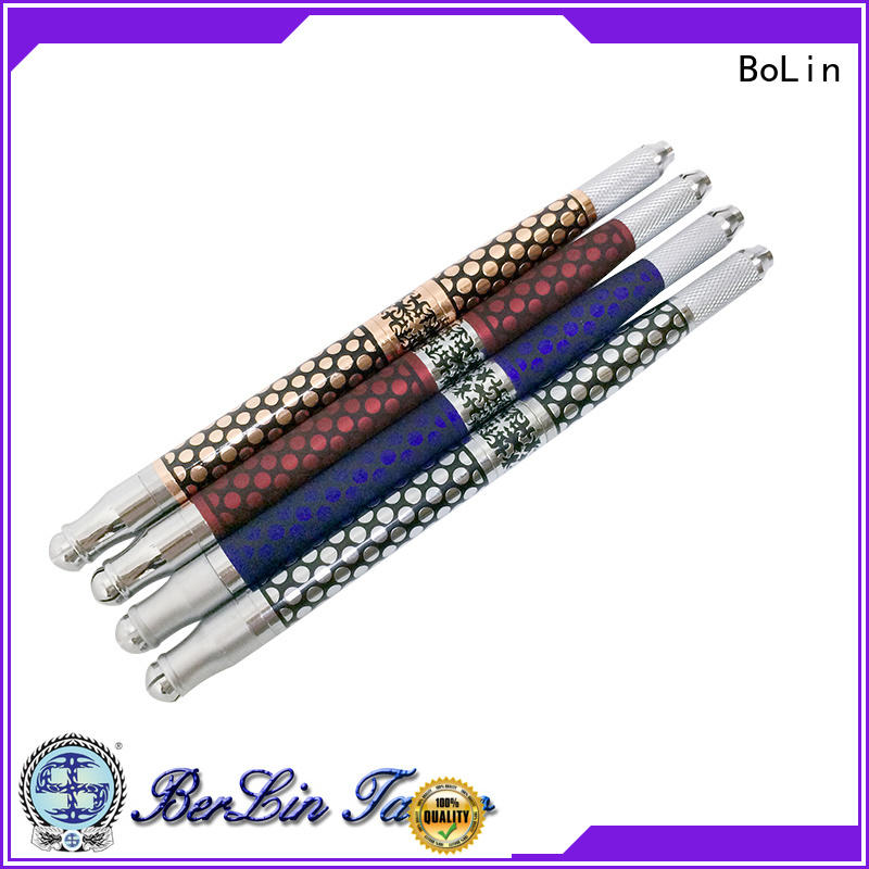 two manual tattoo pen from China for home BoLin