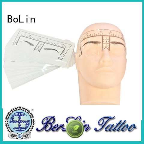 BoLin practice silicone tattoo skin manufacturer for tattoo learners