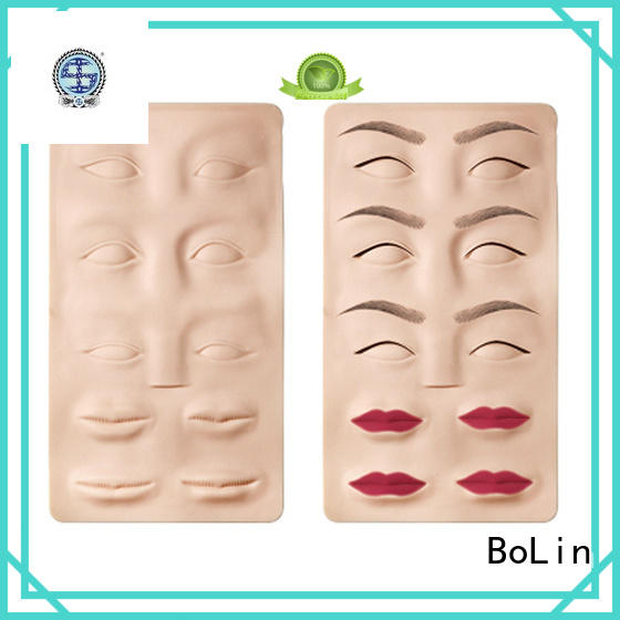 Hot makeup tattoo practice skin microblading beginner BoLin Brand