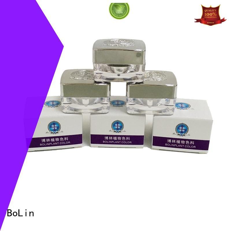 plant pigment powder cosmetic for lip BoLin