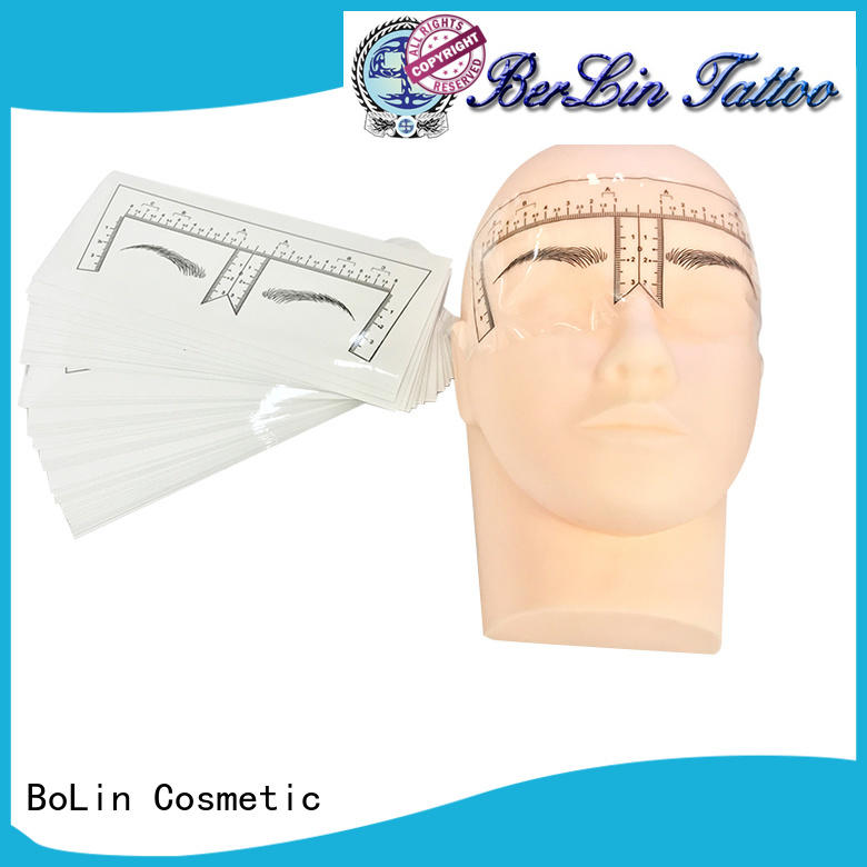 BoLin skin silicone tattoo skin on sale for artists