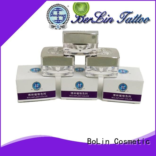 BoLin best quality cosmetic pigments manufacturer for eyeliner