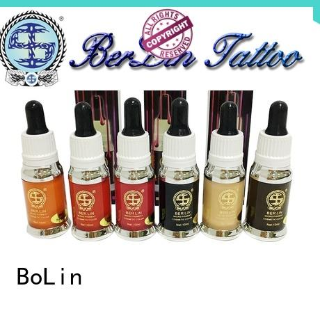 BoLin plant pigment ink online for eyebrow