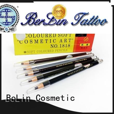 BoLin secure microblading tool promotion for training school
