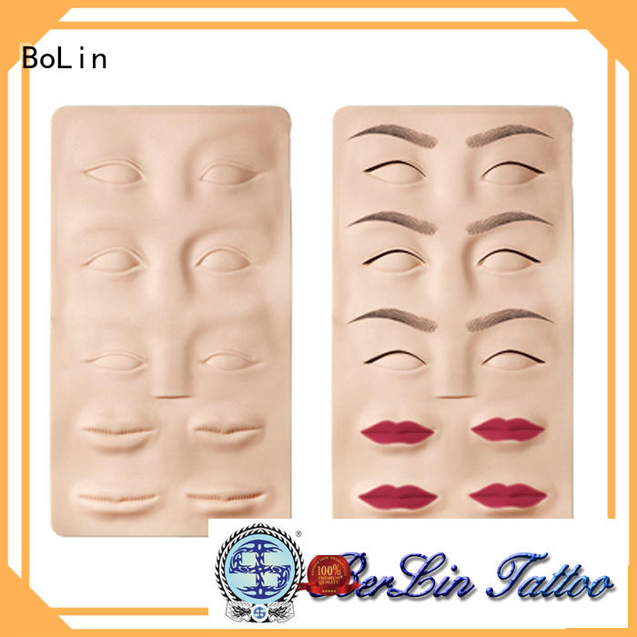 BoLin tattoo practice skin on sale for artists