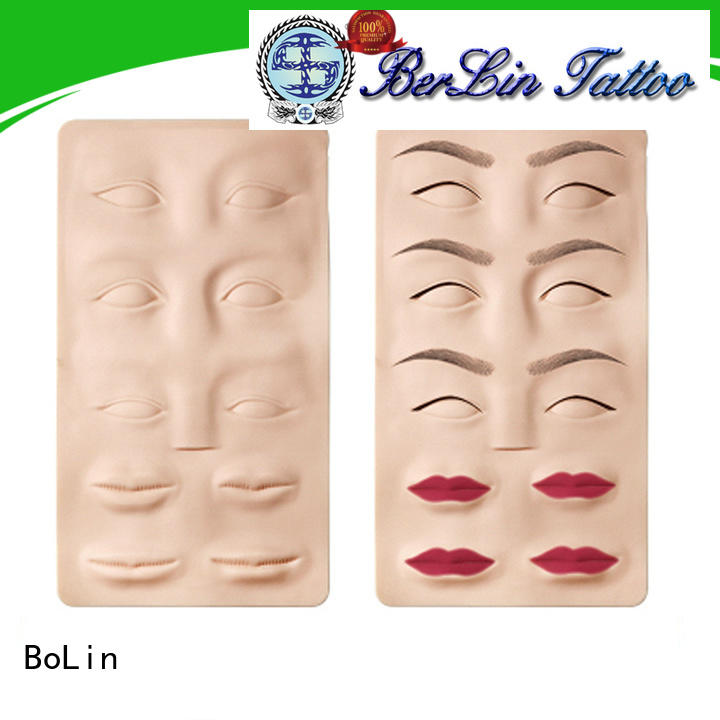 BoLin safe eyebrow measuring tool promotion for training school