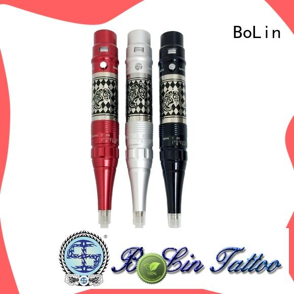 technical rotary tattoo machine pen set for eyeliner