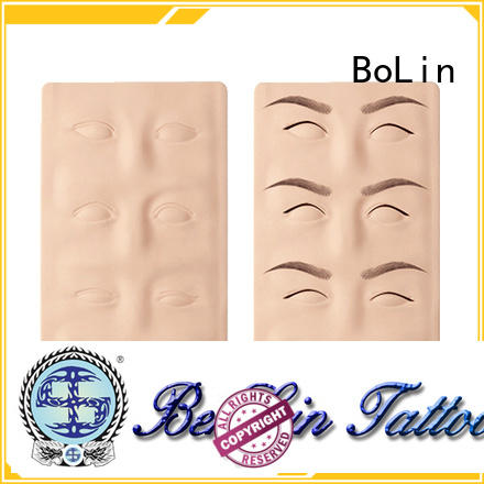 BoLin lightweight practice skin tattoo promotion for beauty school