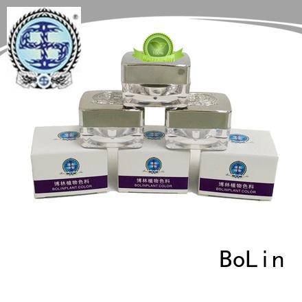 BoLin Brand cosmetic microblading eyebrow custom cosmetic pigments