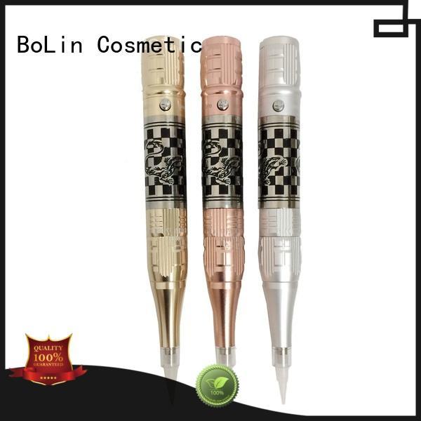 semi makeup tool cosmetic rotary pen tattoo machine BoLin Brand
