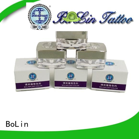 BoLin semi pigment powder factory price for MTS