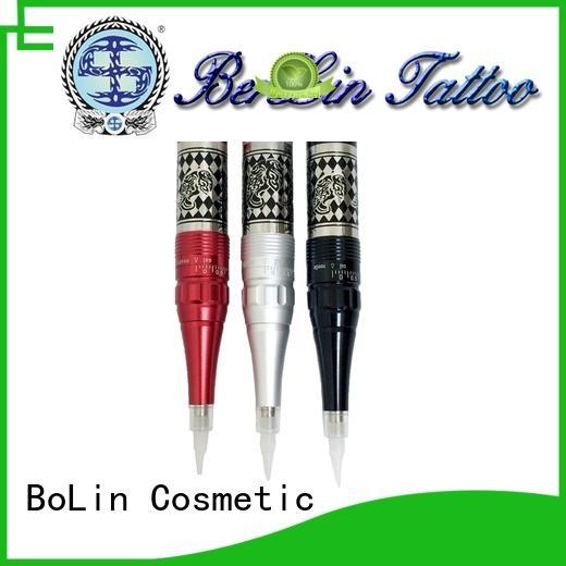 BoLin wireless tattoo machine supplier for eyeliner