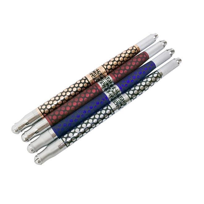 aluminium semi permanent tattoo pen easy to use for tattoo workshop BoLin