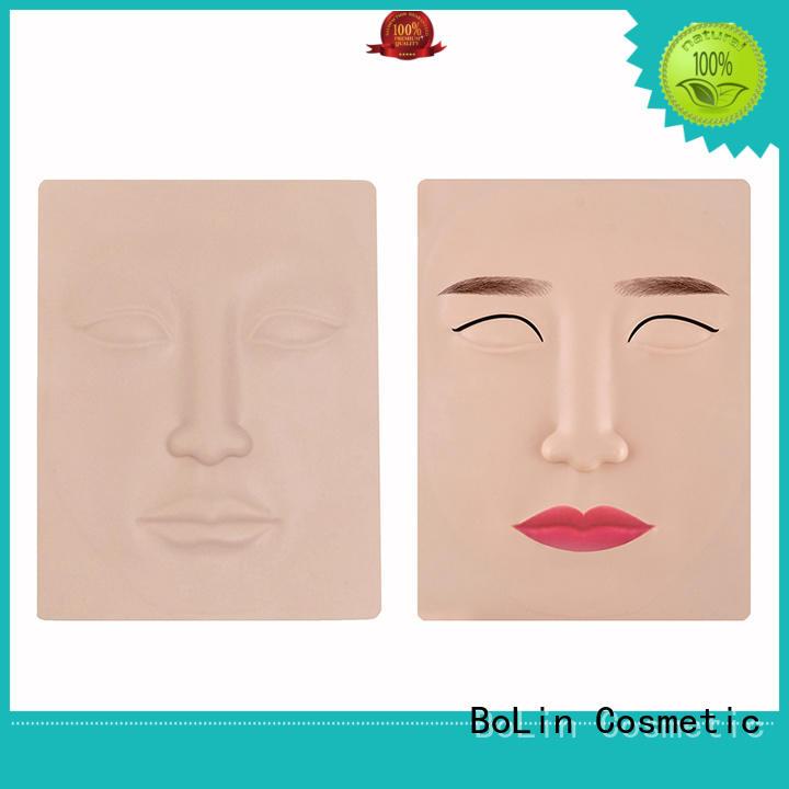 skin makeup BoLin Brand eyebrow measuring device