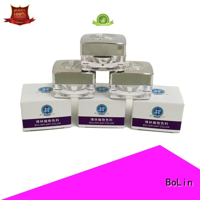 Hot cosmetic pigments quality BoLin Brand