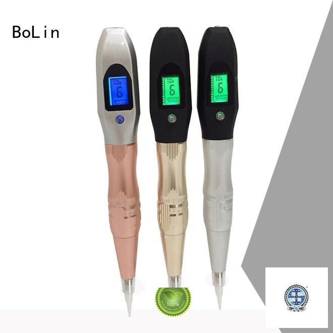 Hot digital cosmetic tattoo machine screen BoLin Brand