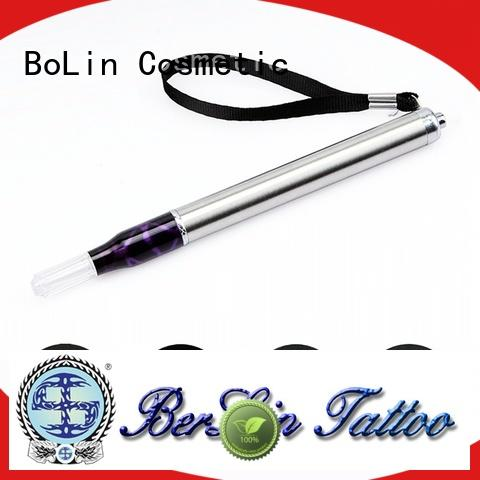 BoLin two manual eyebrow tattoo pen easy to use for beauty academy