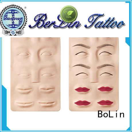BoLin smooth eyebrow measurement ruler on sale for artists
