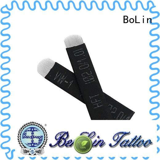 BoLin disposable tattoo needle from China for salon