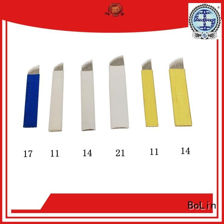 Quality BoLin Brand cartridges tattoo semi