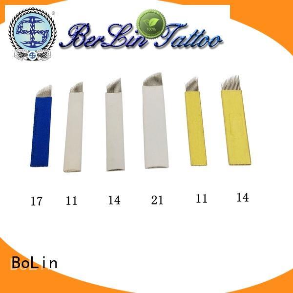 BoLin best tattoo cartridges supplier for salon