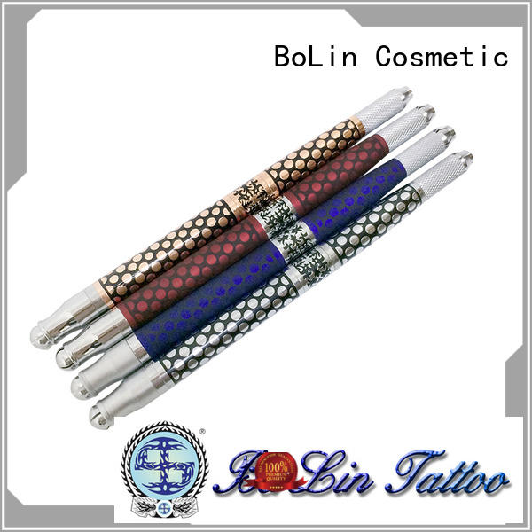 BoLin tattoo pen easy to use for beauty shop