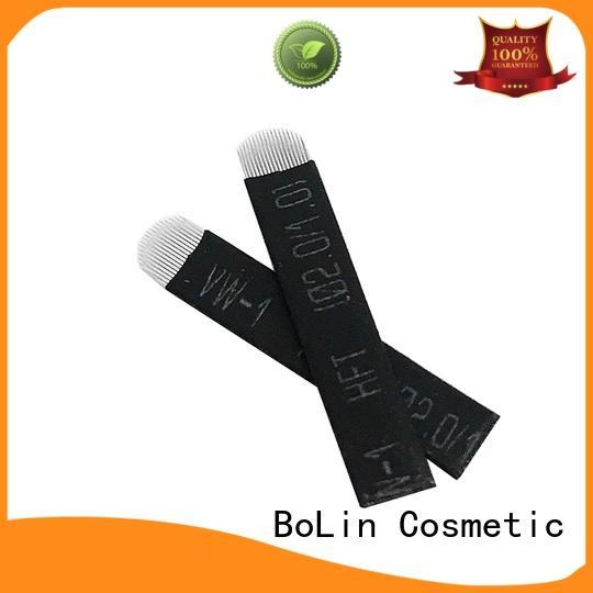 professional machine micro tattoo needle mts BoLin