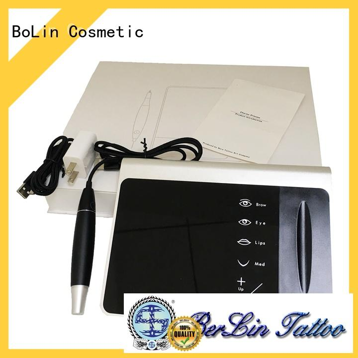 BoLin LCD Screen Permanent Makeup Machine online for eyeliner