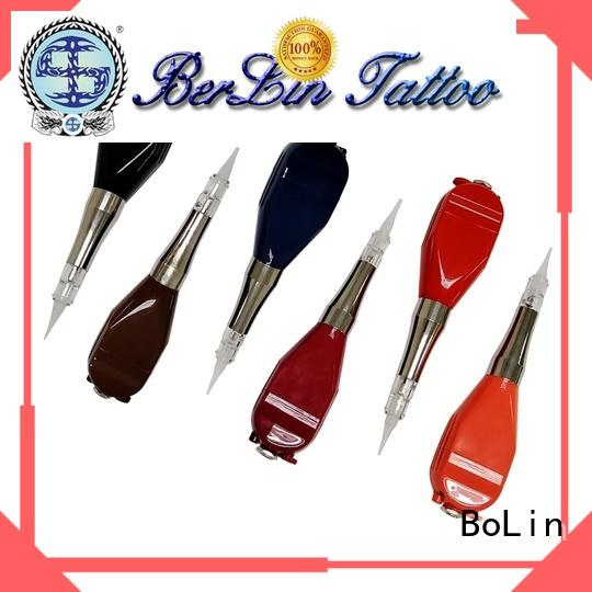 BoLin digital tattoo machine factory price for beauty academy