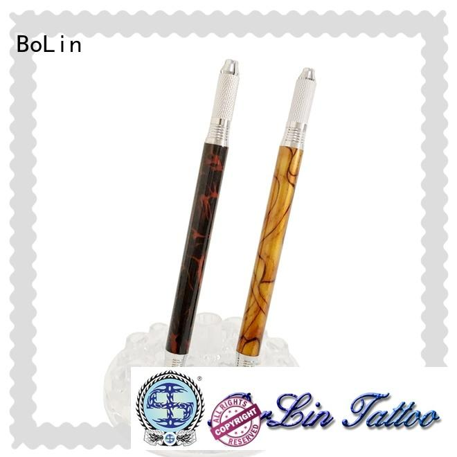 technical manual eyebrow tattoo pen eyebrow easy to use for training school