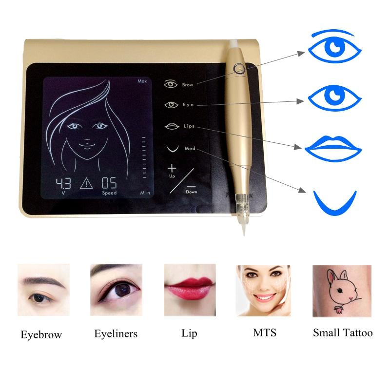 technical permanent makeup tattoo machine pen directly price for salon