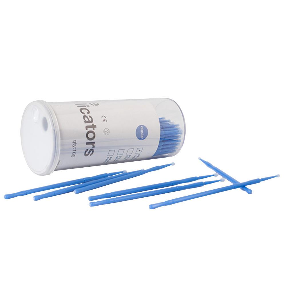 100PCS Plastic Disposable Micro Applicator Cotton Swabs BL-231