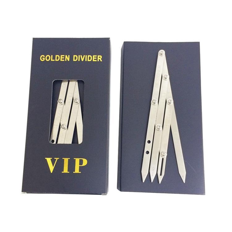 Silver Stainless Steel Golden Mean Caliper BL-206