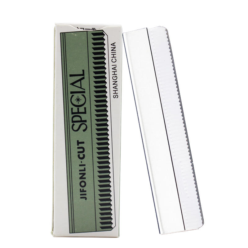 BerLin 100PCS Stainless Steel Microblading Eyebrow Razor Blades