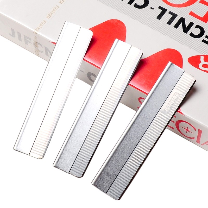 product-BerLin 100PCS Stainless Steel Microblading Eyebrow Razor Blades-BoLin-img