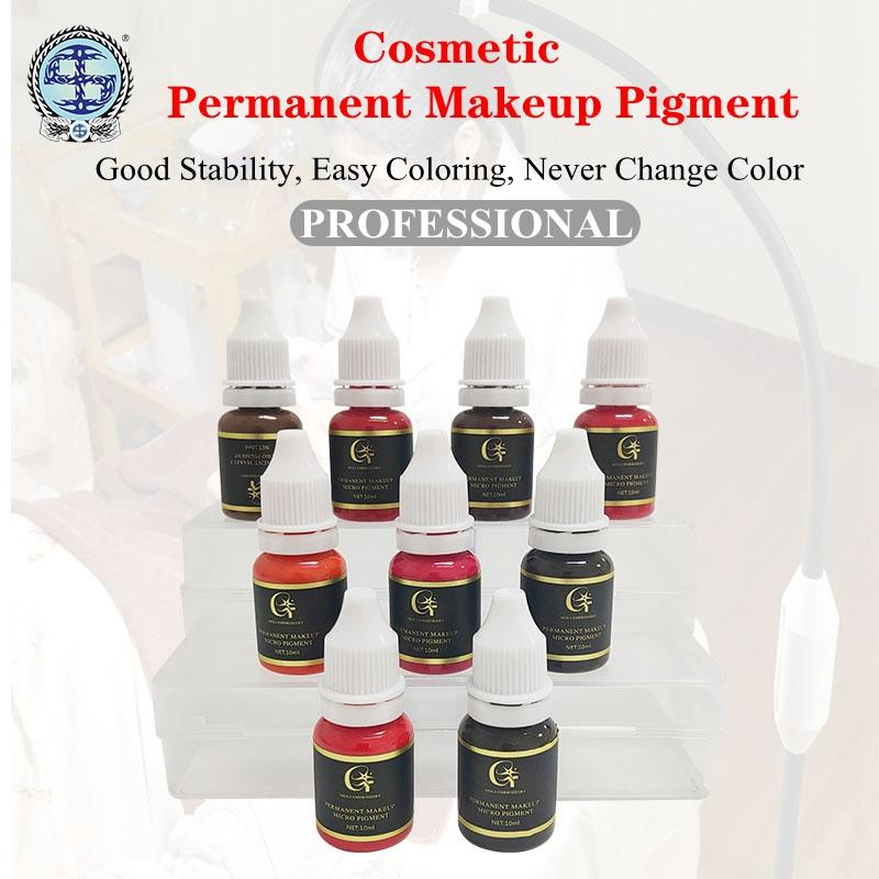 stable microblading pigments wholesale for eyeliner