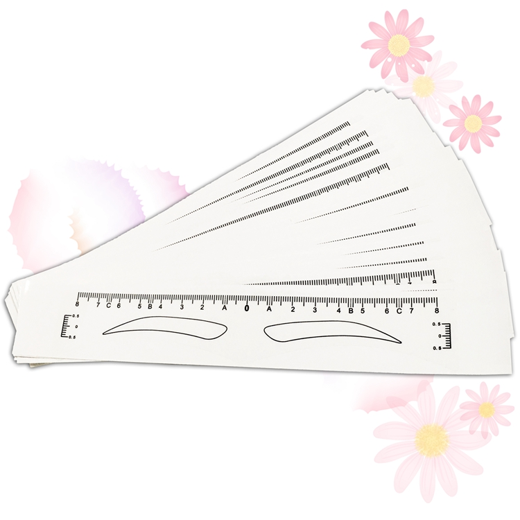 product-microblading ruler stickers-BoLin-img