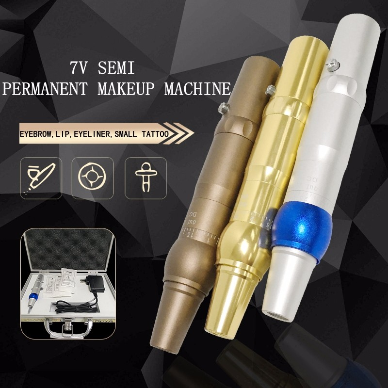 product-BoLin-7V Electric Permanent Makeup Rotary Tattoo Machine Pen BL-34-img