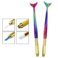 Mermaid Design Lightweight Eyebrow Microblading Pen