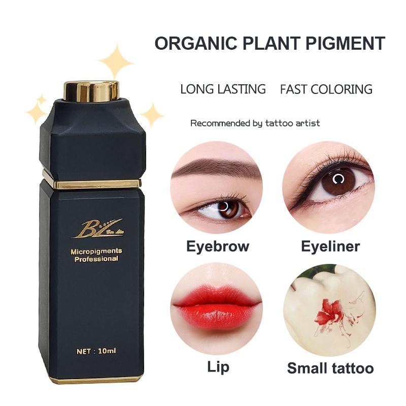 product-100 Plant Material Semi Permanent Eyebrow Makeup Pigment-BoLin-img
