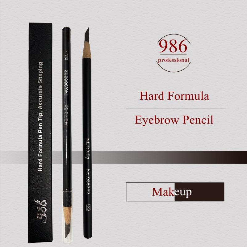BerLin 986 Hard Formula Waterproof Eyebrow Pencils BL-Q2