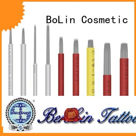 BoLin needle best tattoo cartridges supplier for beauty shop