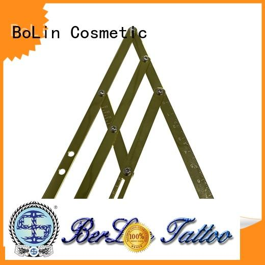 BoLin tattoo microblading tool manufacturer for training school