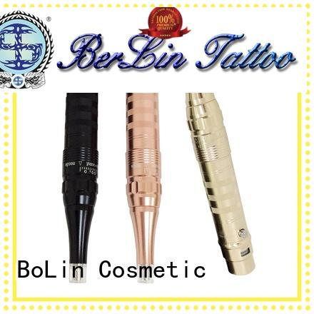 low noise rotary tattoo machine pen set for eyebrow