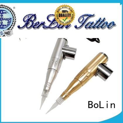 BoLin powerful permanent makeup tattoo machine directly price for home