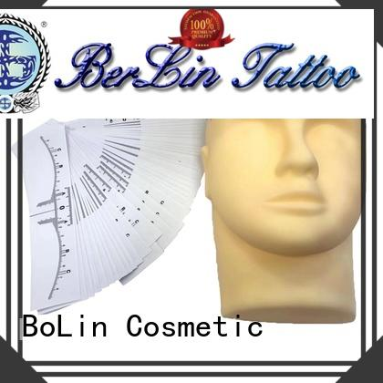 BoLin long lasting eyebrow tattoo removal directly price for training school