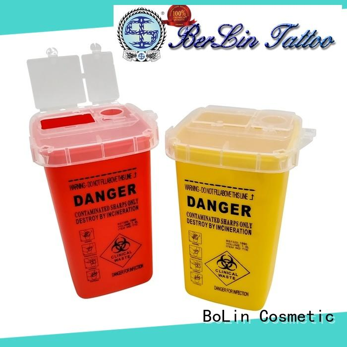 good quality tattoo ink cups manufacturer for training school