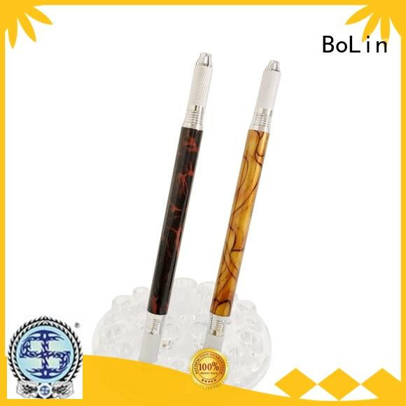 permanent makeup manual pen multifunctional for tattoo workshop BoLin