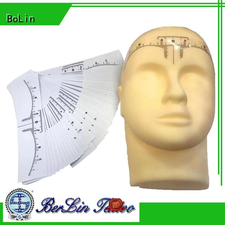 BoLin tattoo ink cups manufacturer for beauty academy