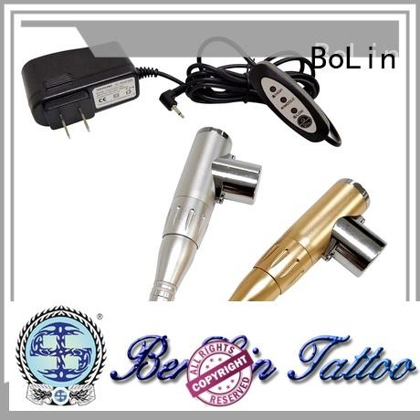 BoLin permanent makeup machine directly price for tattoo workshop